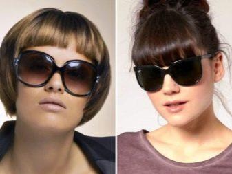 924aeadc6258 Некоторым девушкам с полным лицом отлично подходят очки-лисички, однако, в  каждом случае необходимо руководствоваться индивидуальными чертами лица.