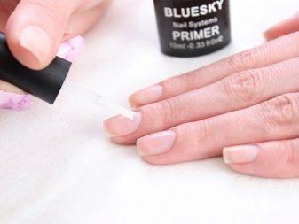 Выравнивающее покрытие для ногтей