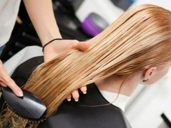 Полировка волос дома машинкой