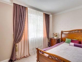 Шторы в спальню: эстетичность, функциональность и соответствие стилю