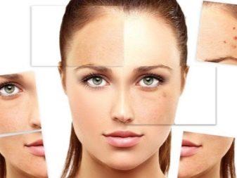 Косметика для жирной кожи с расширенными порами