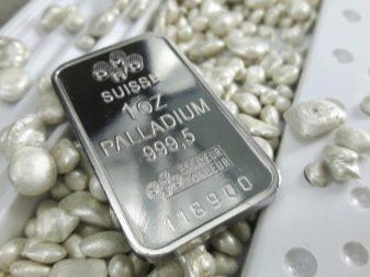 Палладий (42 фото): что это такое и как выглядит металл? Где его добывают? Способы добычи и свойства, проба и сравнение с платиной
