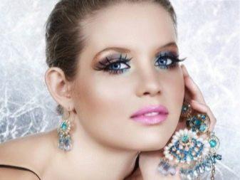 Идеи и подбор макияжа на Новый год