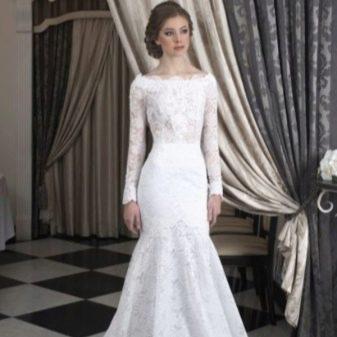 Свадебное платье  от Юлии Шрейнер