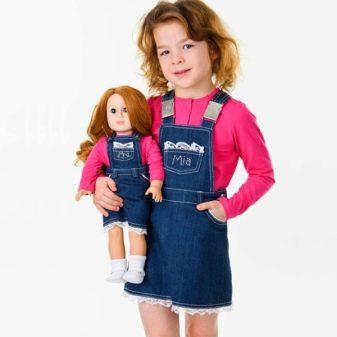 Сарафан для девочки 5 лет на каждый день