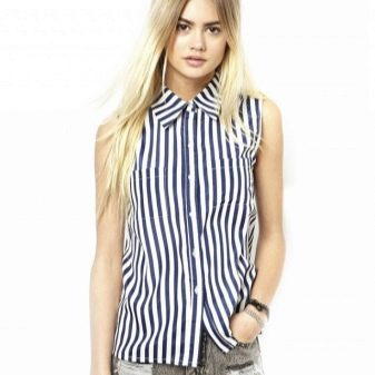 1a5d75fafe8 Рубашка необычного кроя будет уместна в повседневном гардеробе. Носить ее  можно с юбкой