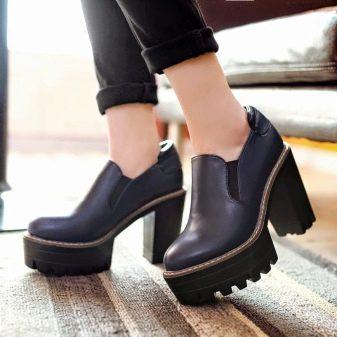 eb328c761 Выделиться дизайнеры предлагают высотой каблуков до 15 сантиметров, что  звучит не так уж и страшно, ведь всем прекрасно известно, что туфли на  тракторах ...