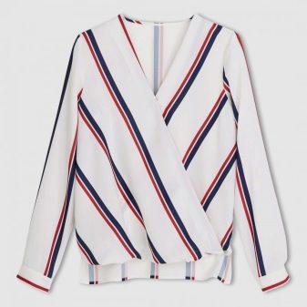 Удлиненные блузки: примеры образов разного назначение 35