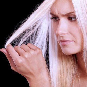 Осветление волос перекисью - Здоровье