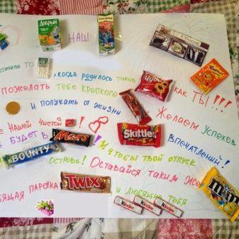 Как сделать подарок для друга