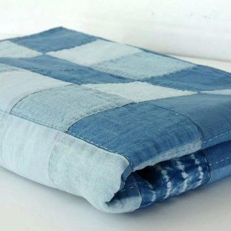 Идеи для пэчворка из джинс