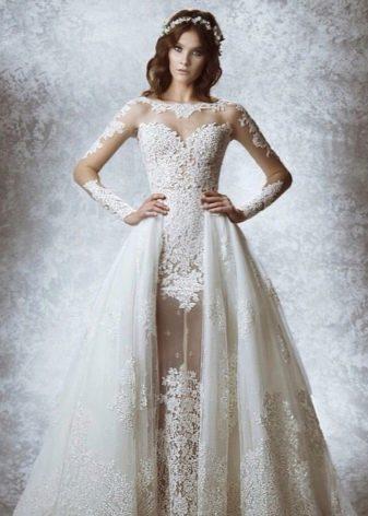 Свадебное платье-трансформер от Зухаира Мурада