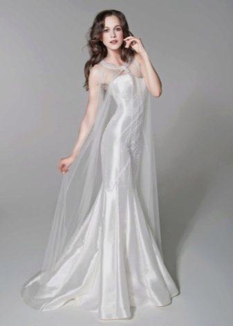 Свадебное платье из коллекции Алены Горецкой