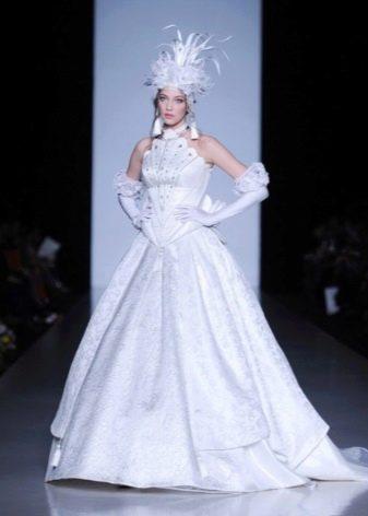 Платье свадебное от Вячеслава Зайцева