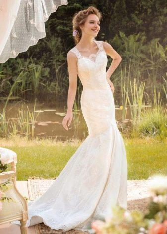 Свадебное платье -трасформер от Папилио длинное