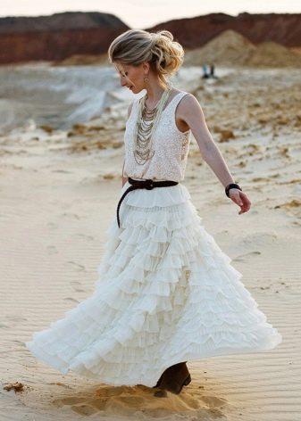 Свадебное платье от Bohemian Bride