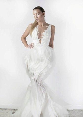 Свадебное платье страшное