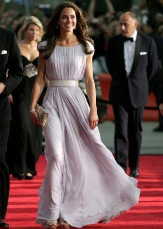 Лавандовое платье Кейт Мидлтон