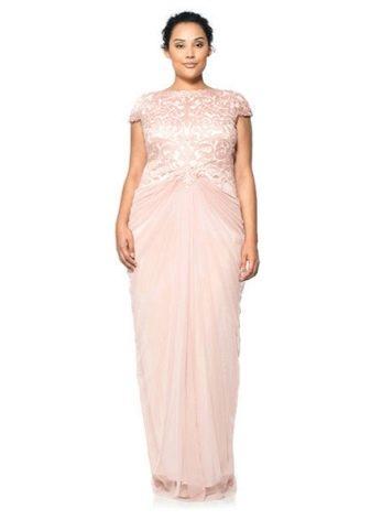 Вечернее платье от бренда Tadashi Shoji