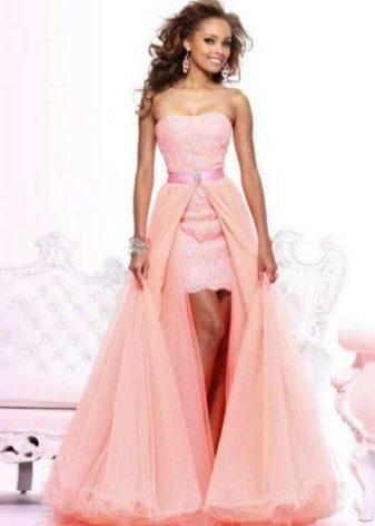 Платье-трансформер вечернее