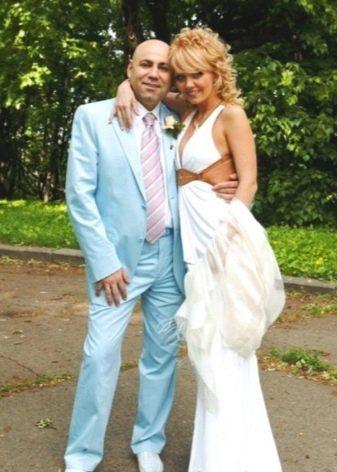 Свадебное платье Валерии