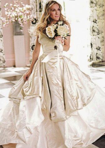 Свадебное платье Сары Паркер