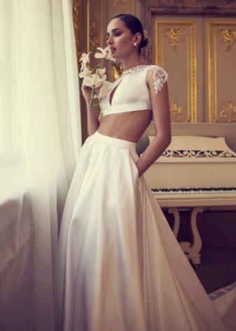 Свадебный костюм от Nurit Hen