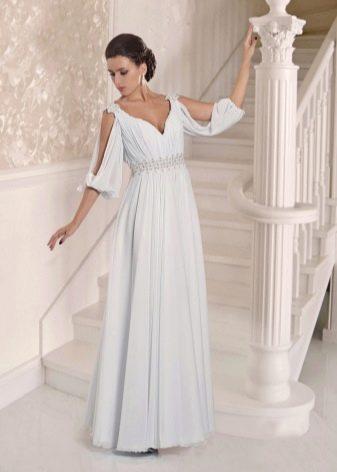Свадебное платье греческое