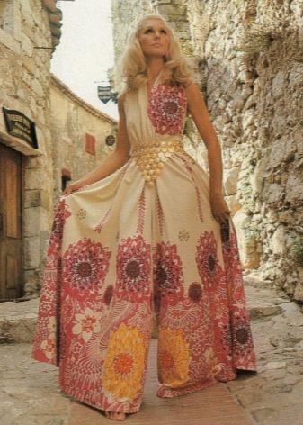 Платье-кюлот