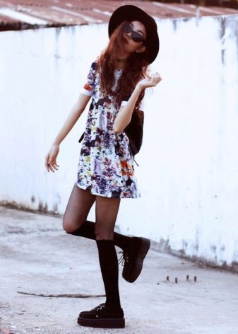 Платье в стиле инди рок