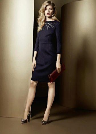 Подходящие колготки для платья в деловом стиле