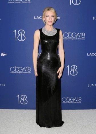 Кейт Бланшетт в Atelier Versace