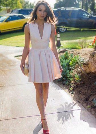 Платье бэби долл для девушек