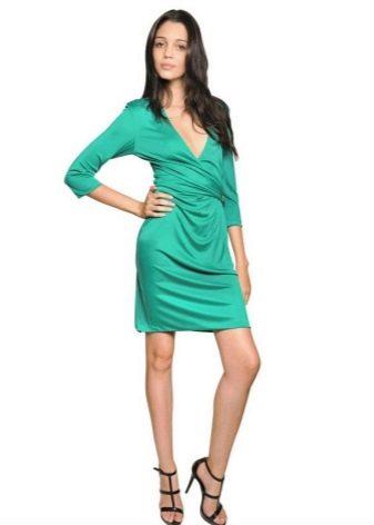 Вискозное платье - уход