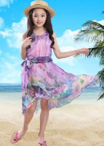 Сарафан для девочки 11 лет