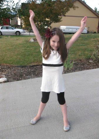 Туника для девочки 11 лет