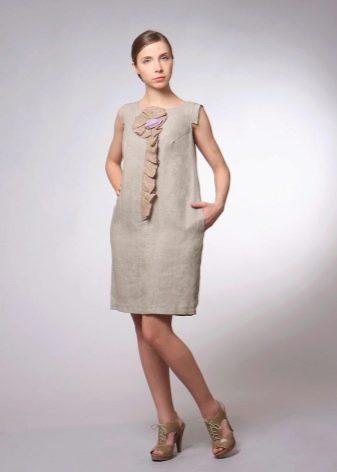 платье из батиста на каждый день