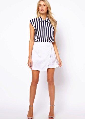 359b163d4fa0bc5 Льняные юбки, у которых есть запах, чаще имеют среднюю длину, но  встречаются также короткие модели и свободные юбки в пол.
