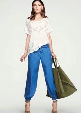 Короткие брюки (77 фото): как называются и с чем носить женские короткие брюки