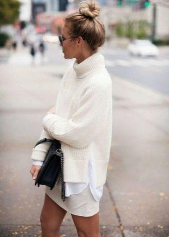 Теплые кофты 2018 (73 фото): что модно этой осенью и зимой
