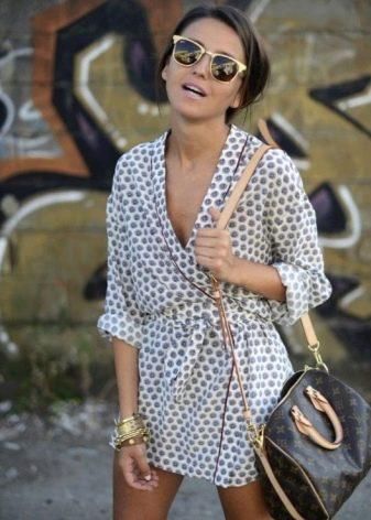 Фото декольте летних платьев