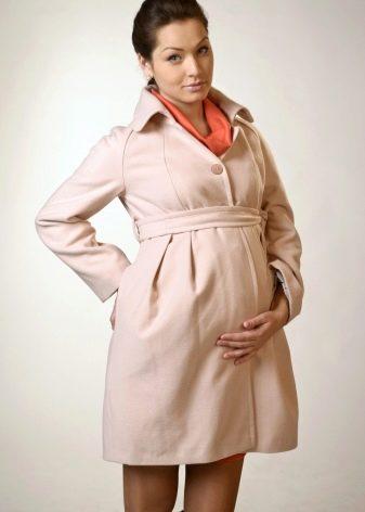 463f5bf3f14a3ff Размер. Обычно специальная одежда для беременных предусматривает  возможность длительного ношения одежды, то есть на разных сроках, а иногда  и после родов.