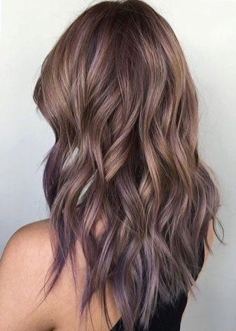 Что будет если покрасить мелированные волосы в белый