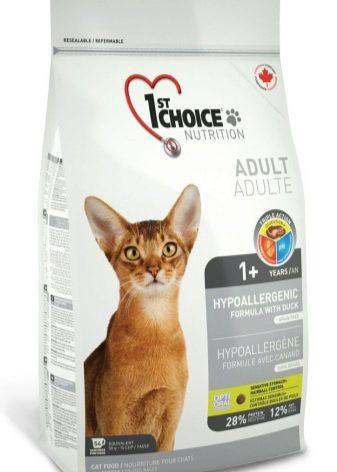 Канадские корма для кошек супер премиум класса