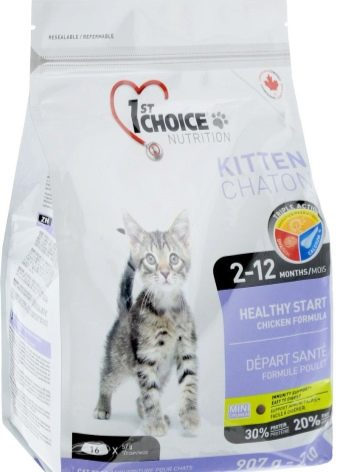Канадские корма для кошек супер премиум класса thumbnail