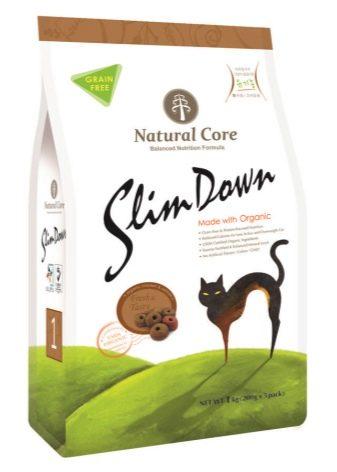 Беззерновой корм для кошек премиум класса