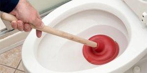 Как прочистить унитаз?