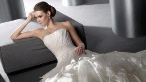 Эксклюзивные свадебные платья от известных домов мод