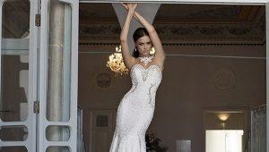Свадебные платья по фигуре