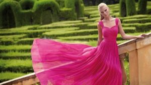 Платья цвета фуксии